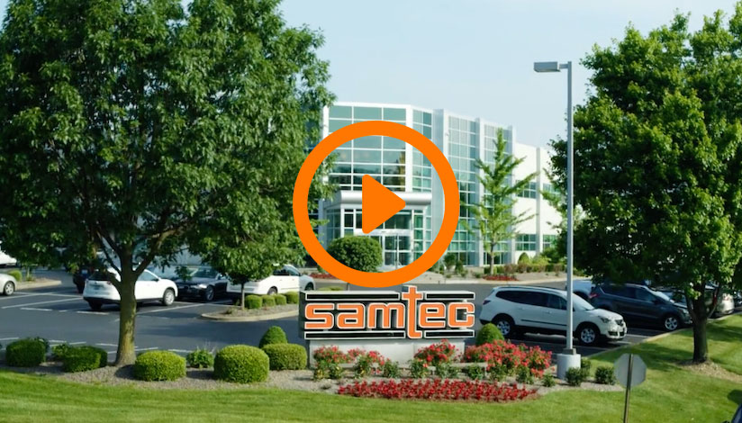 Samtec at a Glance Video