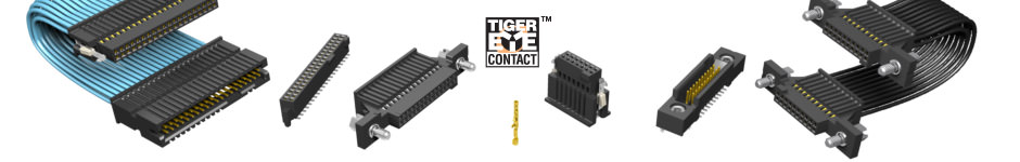".050"" पिच Tiger Eye™  पृथक वायर प्रणाली"