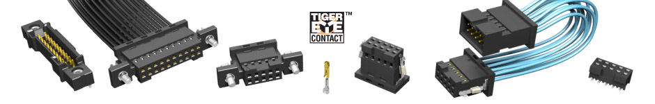 2.00 mm Pitch Tiger Eye™ Discrete Wire System