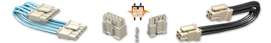 ".165"" Pitch Power Mate®"
