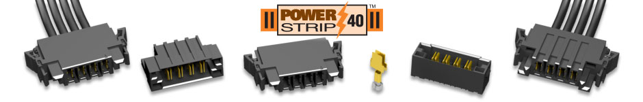 ".250"" Pitch PowerStrip™/40"