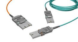 PCIe®アクティブ光ケーブルシステム