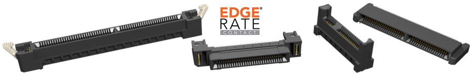 High-Speed (0.80 mm) Pitch Edge Card