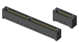 1.00 mm Pitch High-Speed Edge Card