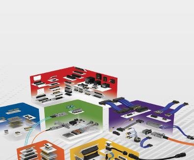 Connectors, Cables, Optics, RF, Silicon to Silicon Solutions | Samtec