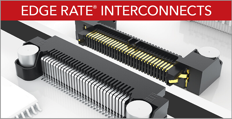 Edge Rate® Interconnects