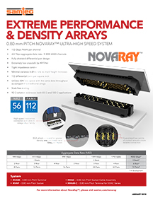 NovaRay® eBrochure