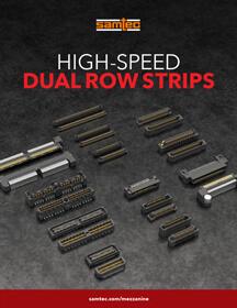 High-Speed Dual Row Strips