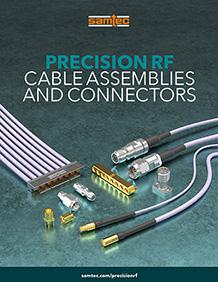 精密RF电缆组件和连接器手册