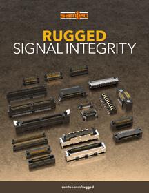 Rugged Signal Integrity Brochure