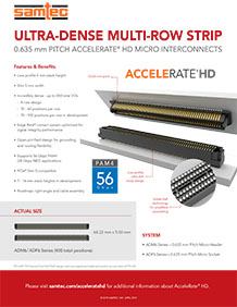 AcceleRate® HD eBrochure