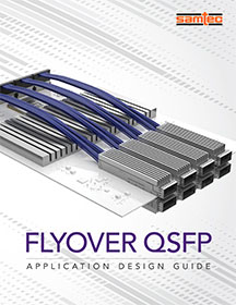 Flyover® QSFP Application Design Guide