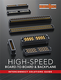 High-Speed Board-To-Board & Backplane Interconnect Solutions Guide
