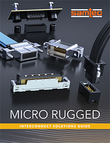 Micro Rugged Applikationen – Produkthandbuch