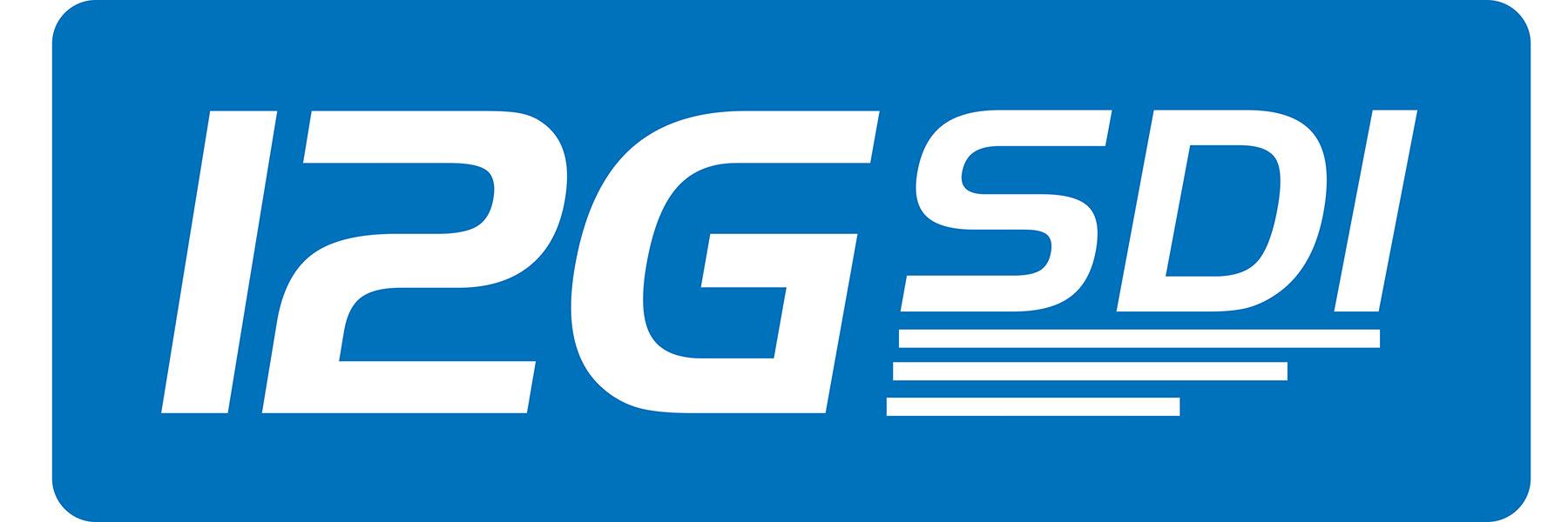 12G SDI标识