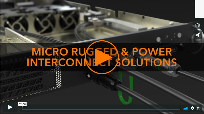 Micro Rugged & Power Interconnect Solutions