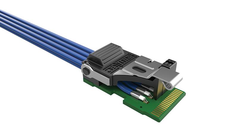 ECUE双芯带状电缆