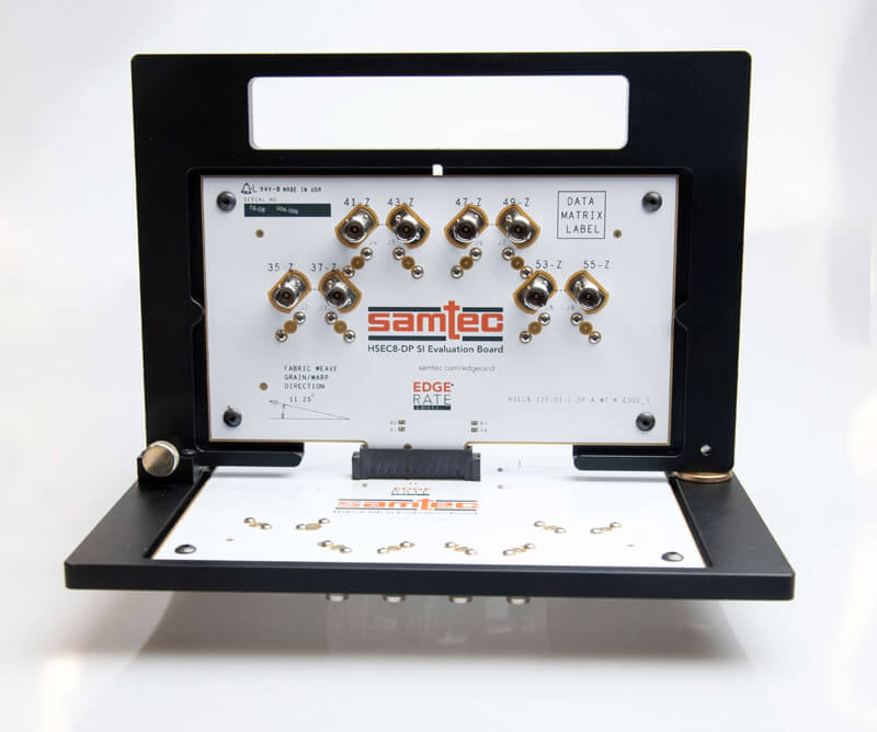 HSEC8-DP SI Evaluation Kit (REF-210637-X.XX-XX)