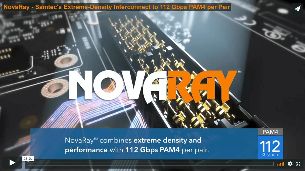 NovaRay视频