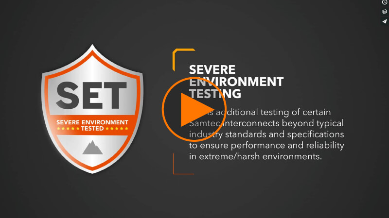 severe environment testing video