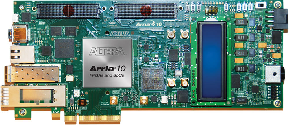 Altera Arria FPGA