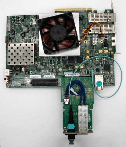 VCU118板
