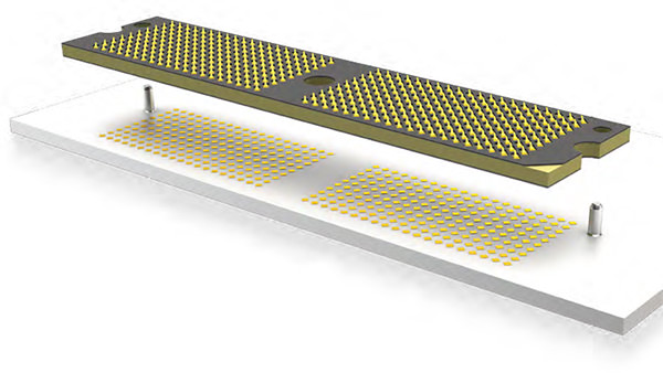 Z-Ray® Ultra-Low Profile High-Density Arrays | Samtec