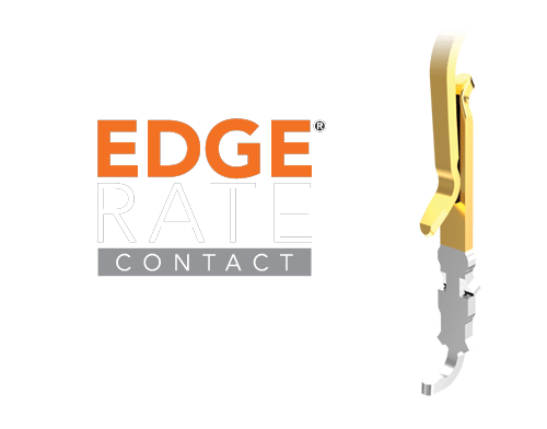 microrugged edge rate