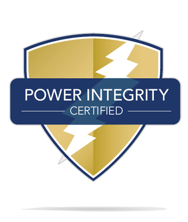 power integrity shield
