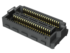 0.635 mm Pitch AcceleRate® Micro Array Socket