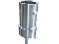 50 Ohm BNC插孔(压铸、穿孔、直式)