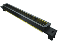 0.50 mm Basic Blade & Beam Terminal Strip, Edge Mount