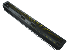 0.635 mm Basic Blade & Beam Terminal Strip