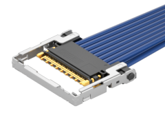Copper Si-Fly™ Low-Profile, High-Density Cable System