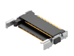 Si-Fly™低背型、高密度インターコネクト
