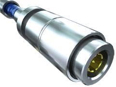 75欧姆DIN 1.0/2.3插头,电缆终端