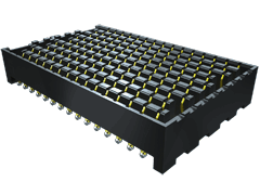 ".085"" X .100"" DP Array® Differential Pair Array Socket"