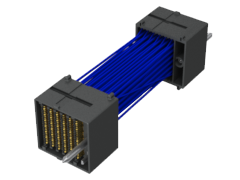 ExaMAX® Backplane Cable Header