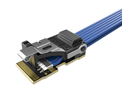 FireFly™ Low Profile Micro Flyover System™ Cable Assembly