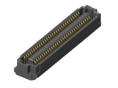 0.635 mm AcceleRate® HD High-Density 4-Row Socket