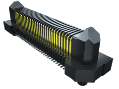 0.50 mm Edge Rate® Rugged High-Speed Terminal Strip