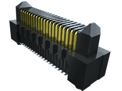 0.80 mm Edge Rate® Rugged High-Speed Terminal Strip