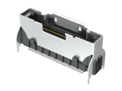 0.50 mm High-Speed Vertical Edge Card Socket for FEDP Series