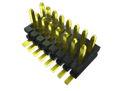 0.80 mm Surface Mount Micro Terminal Strip
