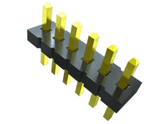 ".050"" Micro Low Profile Terminal Strip"