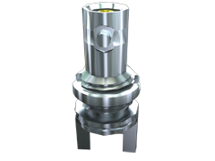 75 Ohm High-Density BNC Jack, Edge Mount