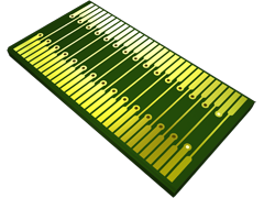 0.80 mm High-Speed Riser Card