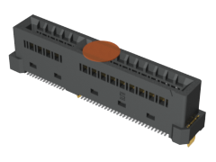 0.60 mm Edge Rate® High-Speed Edge Card Connector, Vertical