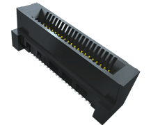 0.80 mm Edge Rate® High-Speed Edge Card Connector, Vertical