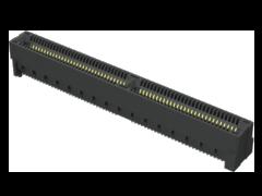 0.80 mm耐用型高速插卡式连接器
